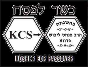 Kosher Pesach